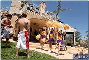 Slutty Cheerleader Presley Hart