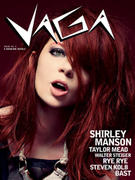 Shirley Manson (Garbage -band)Vaga Magazine Issue 3