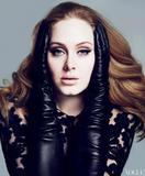 Адель, фото 31. Adele Vogue US March 2012 -*Scans MQ, foto 31,