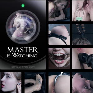 INFERNAL RESTRAINTS: Apr 22, 2016: Master is Watching | Electra Rayne