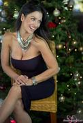 Дениз Милани, фото 4160. Denise Milani Xmas Part 2 :, foto 4160