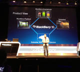 Rebrand BBX to Blackberry 10