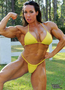 Discussion board Muscular flex woman fetish
