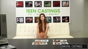 Brutal Castings: Alex Mae