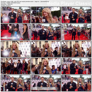 "NANCY O'DELL  - ""ABC 2010 Red Carpet Premiere Event - Laugh On"""