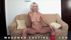 WoodmanCastingX - Featuring German Mia Magma, [Casting+Dancing] *January 8, 2012*